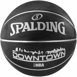 Balón NBA Downtown Negro