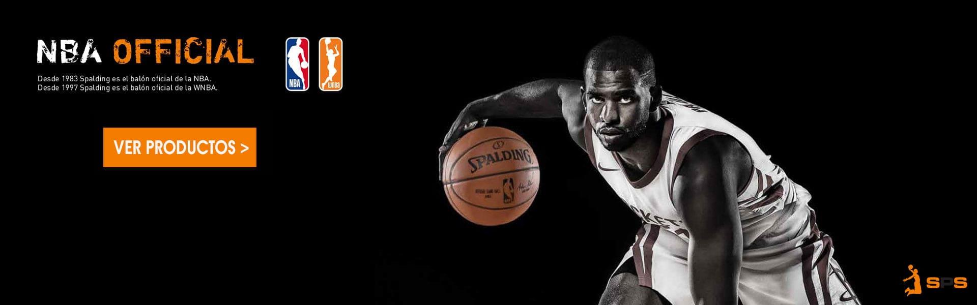 Balon NBA Oficial Spalding